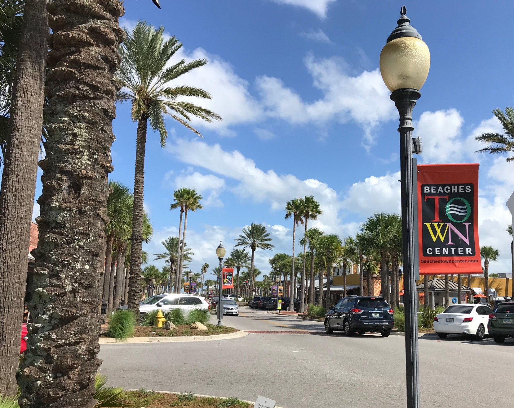 picture of neptune beach town center