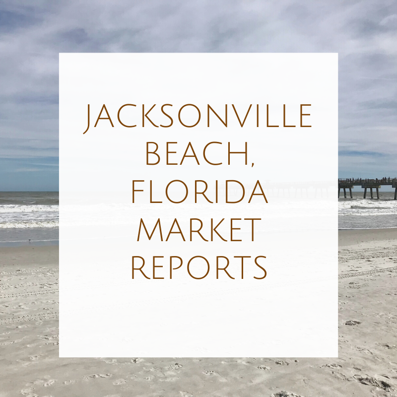 link to Jacksonville Beach market Reports
